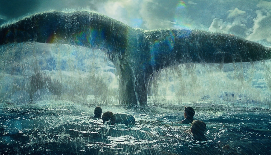 In The Heart Of The Sea - Blog Poster