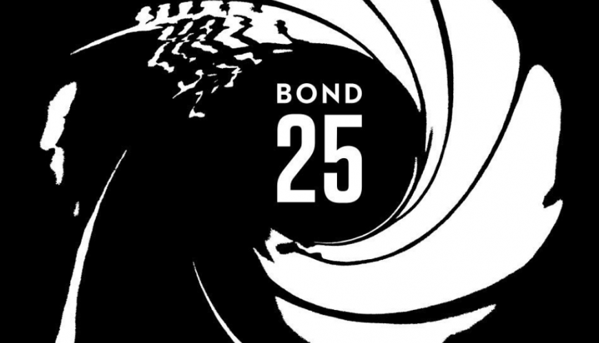 Bond 25 official logo