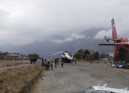Everest Rescue Mini Series Helicopter Aerial Filming For The Discovery Channel | Marzano Films