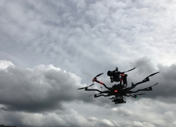 Alta 8 & Movi Pro Aerial Drone Cinematography Filming London