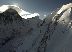 Aerial filming Everest Rescue Discovery Channel Mini Series with Helicopter aerial filming Mini Eclipse