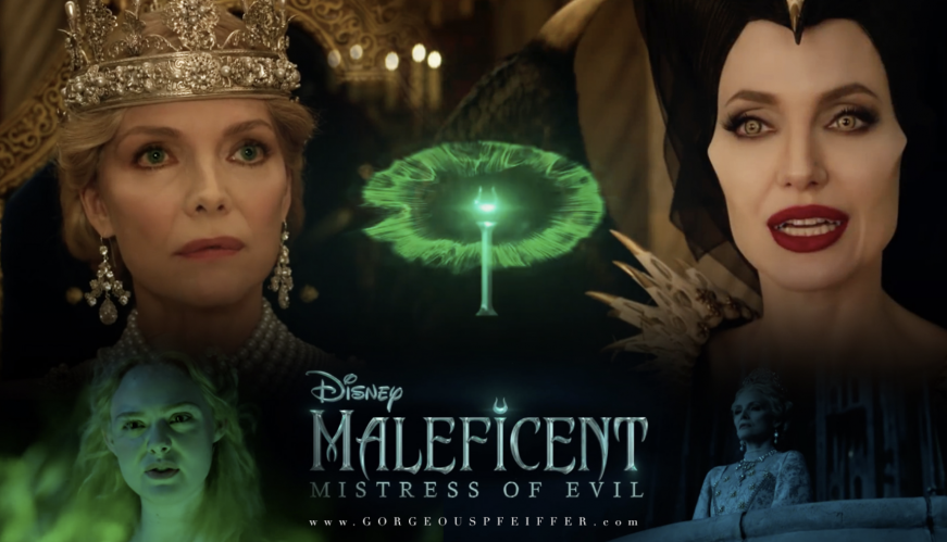 Filming Of Maleficent 2