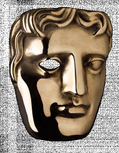 Bafta Awards Trophy