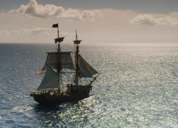 Helicopter Aerial filming for In the Heart Of The Sea using Eclipse XL HD, Lanzarote | Marzano Films