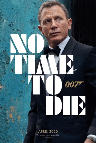 James Bond 007 - No Time To Die