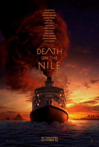 Death On The Nile - 2020